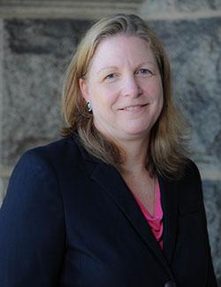 Janet Gehring, PhD, M.S.N., RN, CPNP, CDR (Ret. U.S. Navy, Pediatric Nurse Practitioner) Headshot