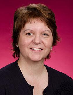 Sandra O'Brien, Ph.D., CRNP-F, PHCNS-BC, RN Headshot