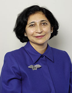 Nalini Jairath, RN, MScN., PhD  Headshot